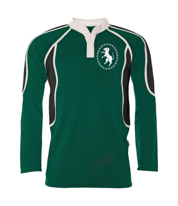 HALL MEAD RUGBY TOP FOR YEARS 7-11, Hall Mead