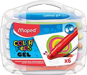 COLORPEPS GEL, Colouring