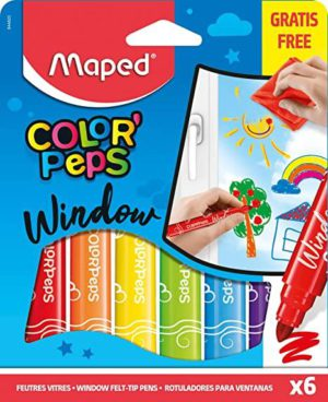 COLORPEPS WINDOW, Colouring
