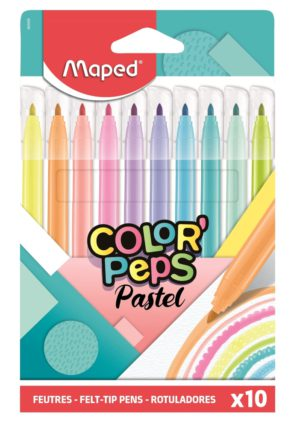 COLORPEPS PASTEL, Colouring