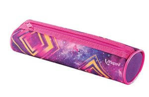 PINK COSMIC PENCIL CASE, Pencil Cases & Rulers