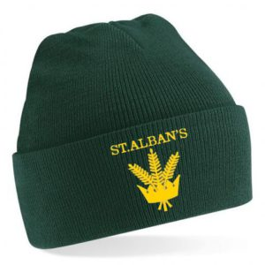 ST ALBANS WOOLLY HAT, St Alban's