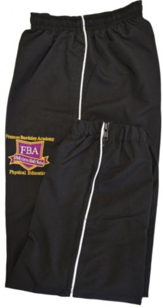 FBA TRACK BOTTOMS, Frances Bardsley