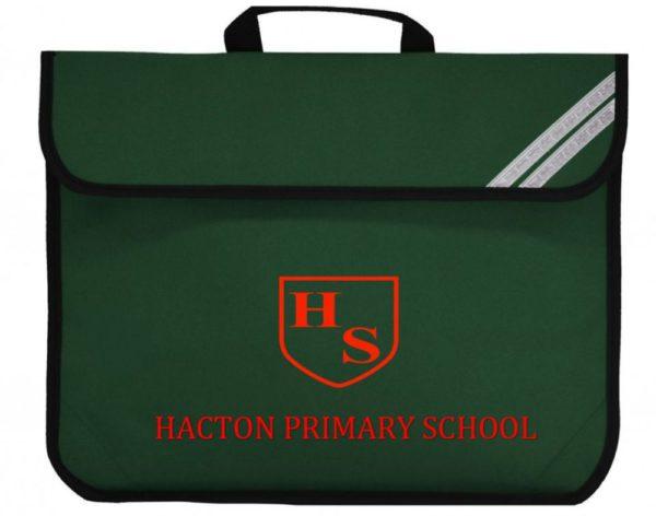 HACTON PRIMARY BOOK BAG, Hacton Primary