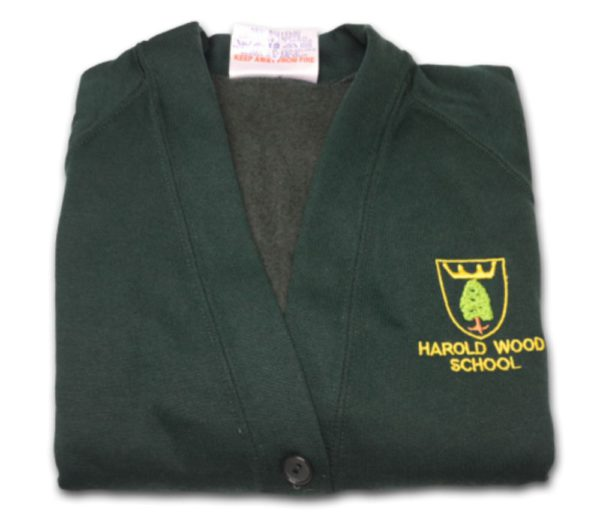 HAROLD WOOD CARDIGAN, Harold Wood Primary
