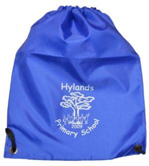 HYLANDS PE BAG, Hylands