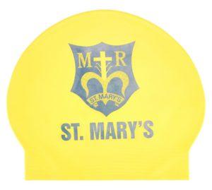 ST MARYS HORN SWIMMING CAP, St Mary's Hornchurch
