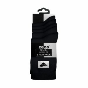 ANKLE SOCKS - BLACK, Socks & Tights