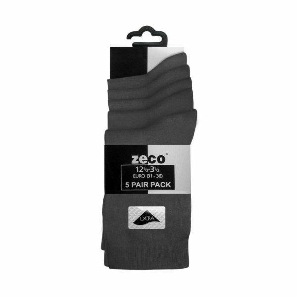 ANKLE SOCKS - CHARCOAL, Socks & Tights