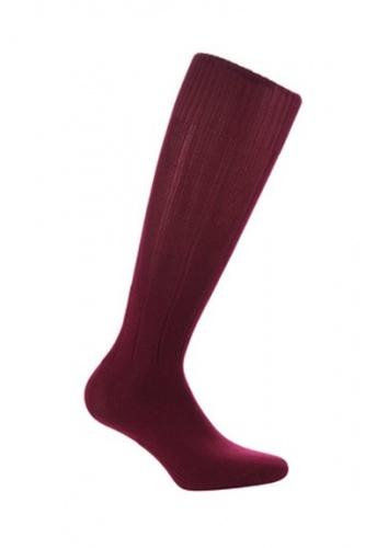 FOOTBALL SOCKS - MAROON, PE Socks