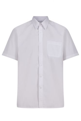 BOYS SHIRT - WHITE SS (2), Royal Liberty, St Edward's Senior, Boys Shirts, Bower Park, Brittons, Emerson Park, Hornchurch High