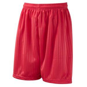 SHADOW STRIPE SHORTS - RED, PE Shorts