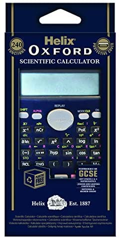SCIENTIFIC CALCULATOR, Math Sets & Calculators