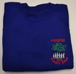 HYLANDS SWEATSHIRT, Hylands