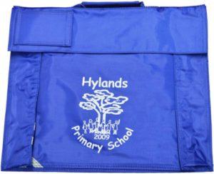 HYLANDS BOOK BAG, Hylands
