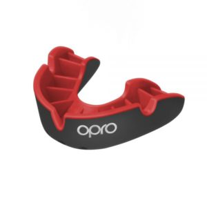 OPRO SILVER YOUTH MOUTHGUARD, Gum Shields