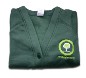 ARDLEIGH GREEN CARDIGAN, Ardleigh Green