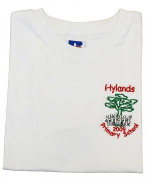 HYLANDS PE T-SHIRT, Hylands